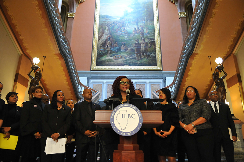 Illinois Legislative Black Caucus