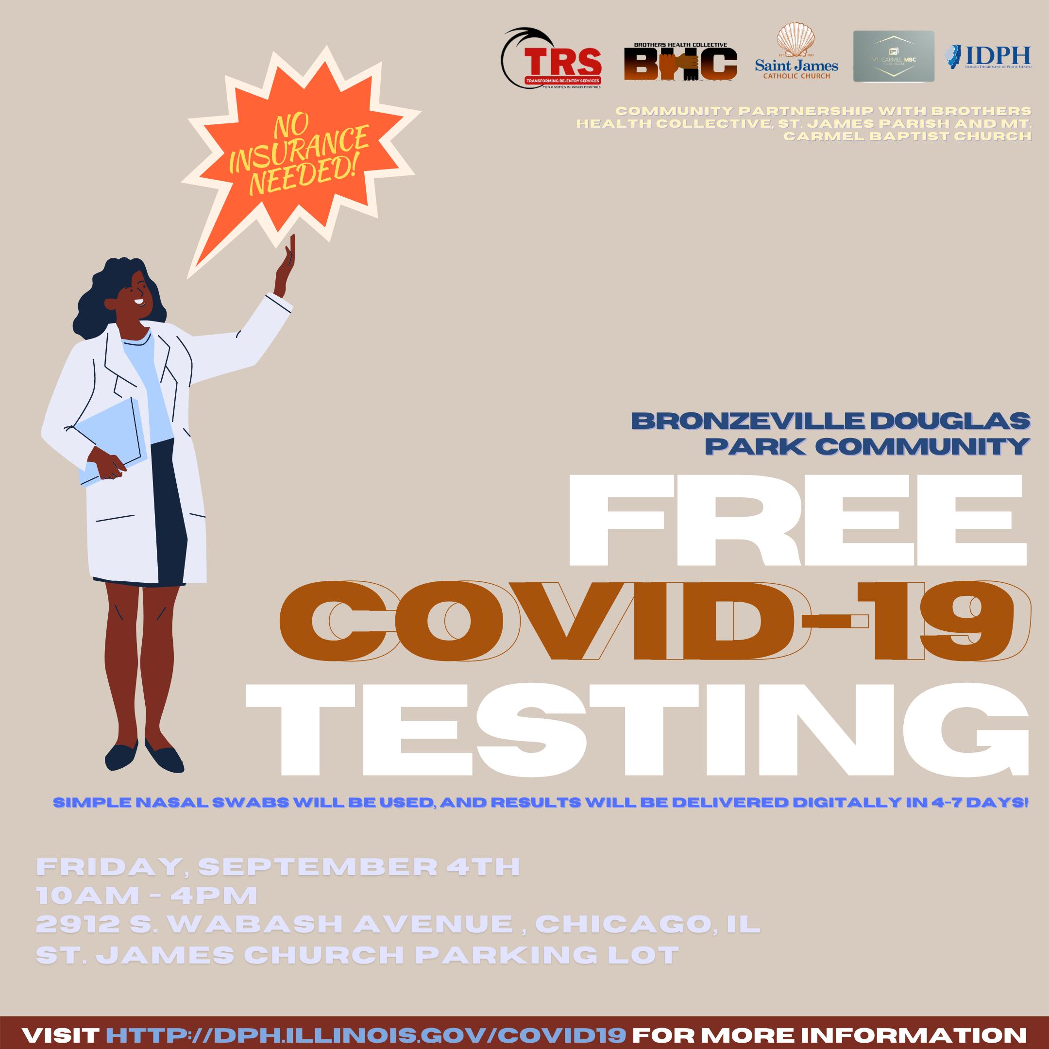Free Covid 19 Testing